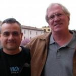 Registrazione diretta video con Claudio Tozzi. Argomento: PALEO DIET